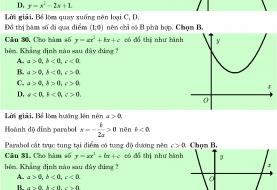 Phương pháp xét tính chẵn lẻ của hàm số