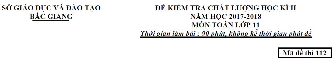 tuyển tập 15 đề thi HK2 toán 11 có đáp án chi tiết