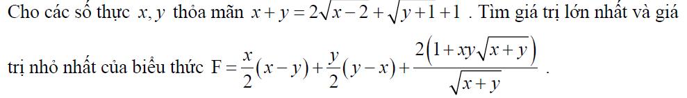 Đề thi HSG toán 10