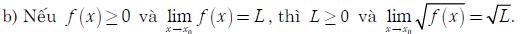 trắc nghiệm giới hạn hàm số đầy đủ