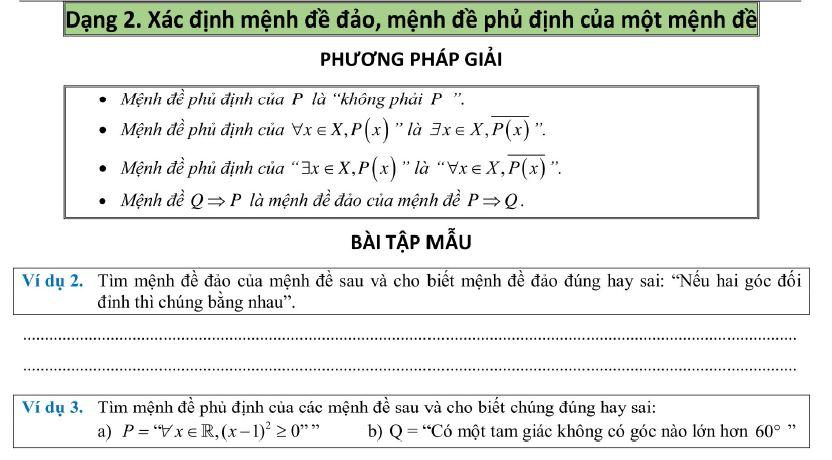 bài 6 trang 12 sgk toán 10 nâng cao