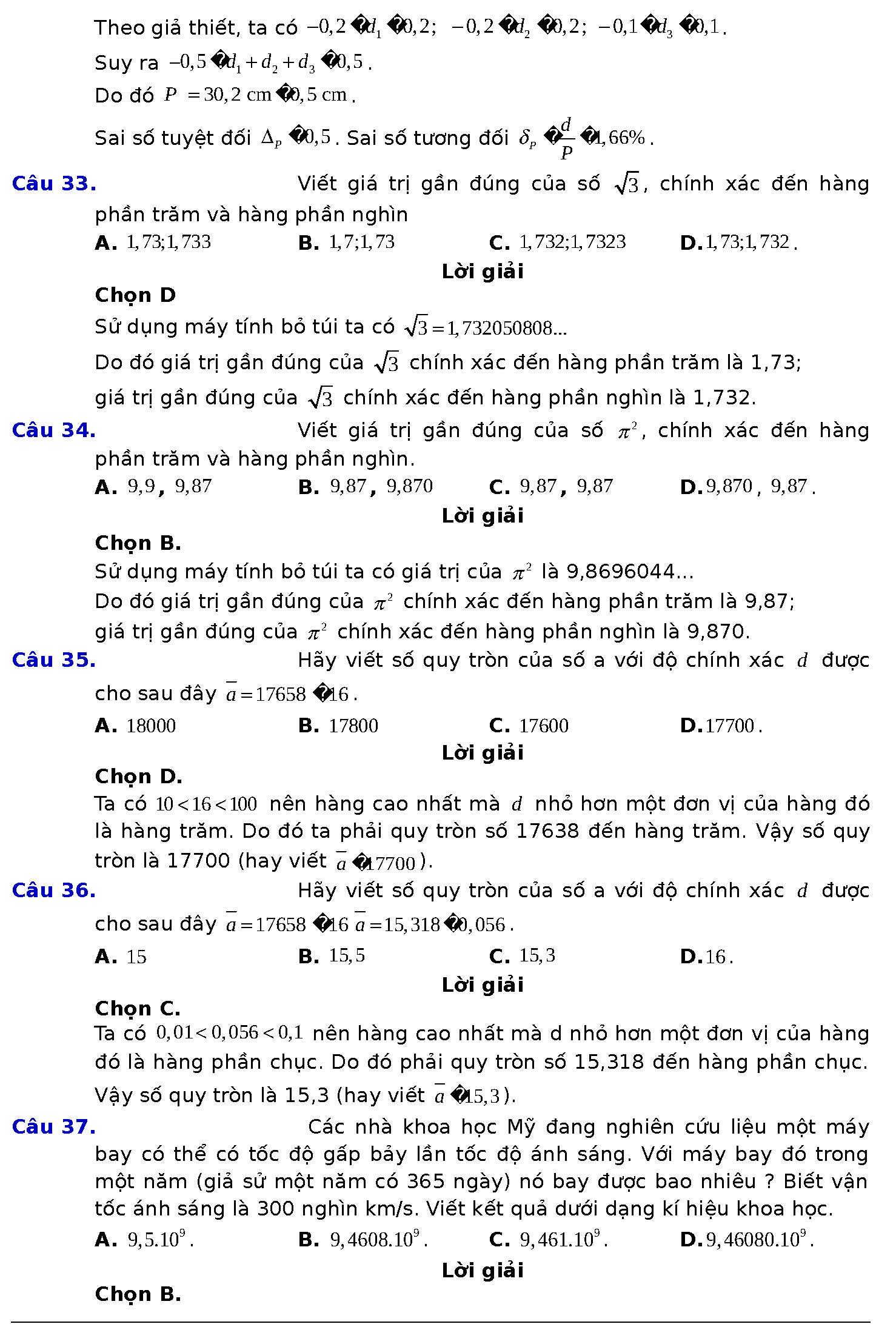 bài 2 trang 23 sgk đại số 10