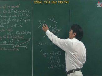 bài tập trắc nghiệm hình học 10 chương 1