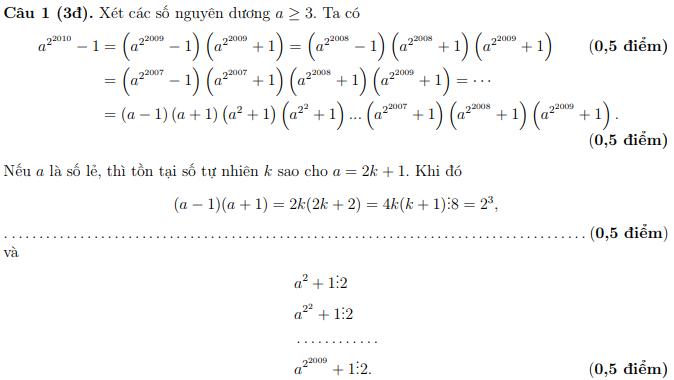 đề thi hsg toán 12