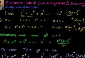 Bài toán tính tổng S = 1^3+2^3+3^3+...+n^3