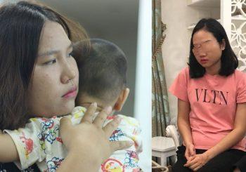 Đuổi việc cô giáo tát trẻ 3 tuổi bầm tím mặt, tụ máu môi