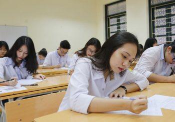 Công bố điểm thi vào lớp 10 năm 2019 tại Hà Nội: Hơn 200 bài thi môn Toán và Ngữ Văn đạt điểm 0